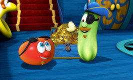 Veggietales show for kids to learn positive behaviour