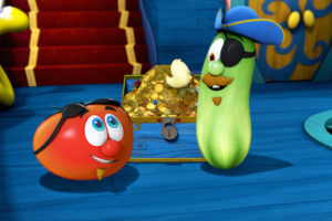 Review: Why We Like VeggieTales (+ an Interview with Larry!)