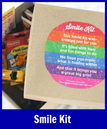 Click to read about the Smile Kit