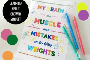 Is Your Smart Child Feeling Discouraged? Find Out How a Growth Mindset Can Help