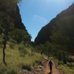 Simpsons Gap in the MacDonnell Ranges