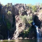 Wangi Falls in Litchfield