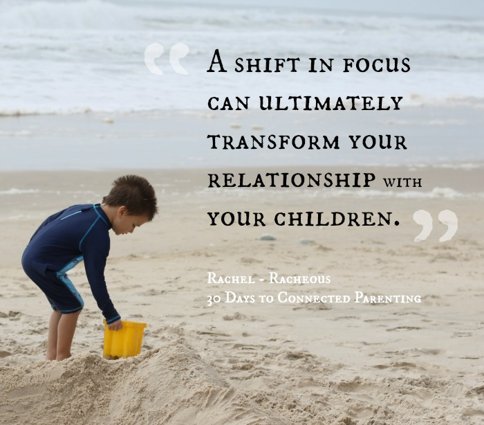 How to transform your relationship with your kids