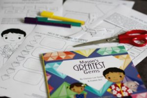 Storybook + Free Printable Activities to Teach Kids About Virtues