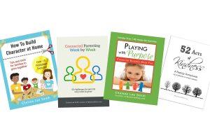 Character Building + Positive Parenting Ebook Bundle