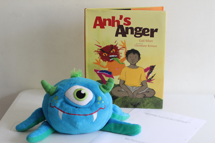 A wonderful book to help kids learn about anger and how to deal with it plus two activities to follow up on the lesson