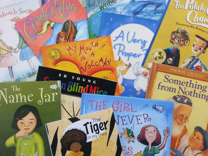 Books that teach kids about having good character
