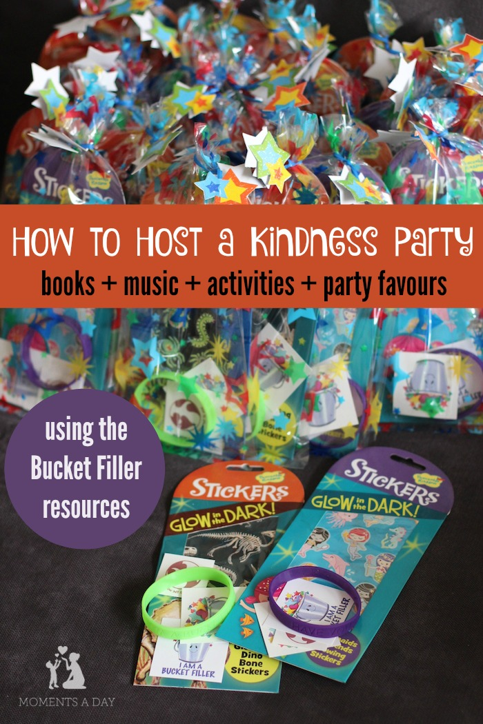 Ideas for hosting a kindness party at any time of year