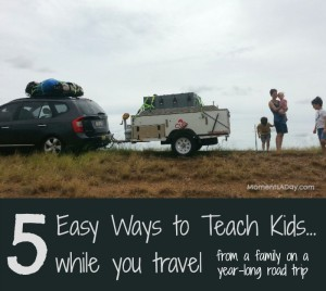 Simple ways to integrate learning into travel