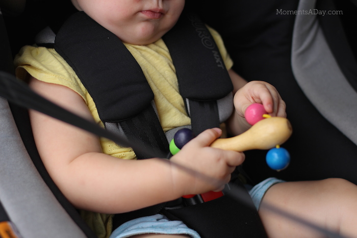 Easy ways to make a road trip fun for everyone even when you have a baby in tow
