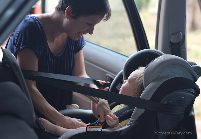 Tips for traveling with babies on road trips