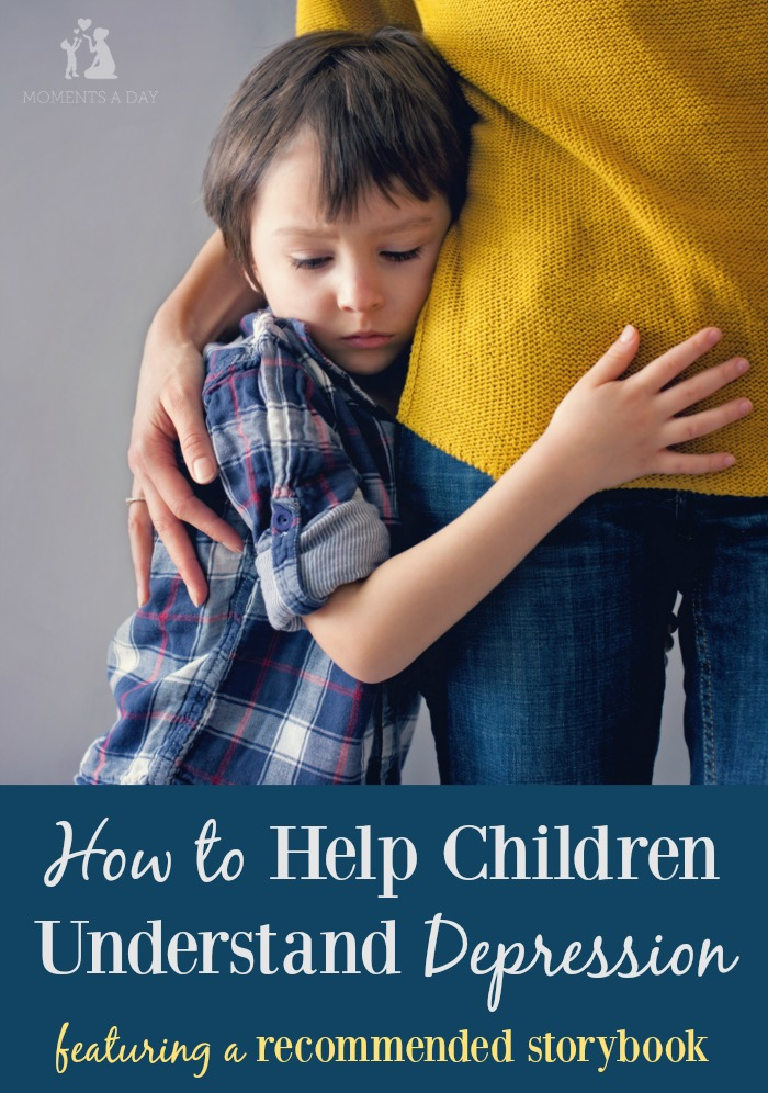 A resource for helping children understand depression