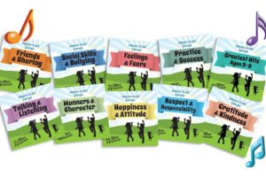 Review: Activities + Music to Build Character, Social and Emotional Skills