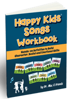Awesome character building activities printables and music