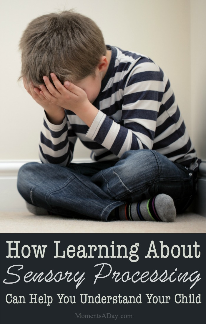 Sensory processing affects everyone but some kids struggle more than others - learn more about it here