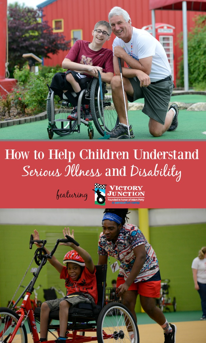 How to Help Children Understand Disability and Serious ...