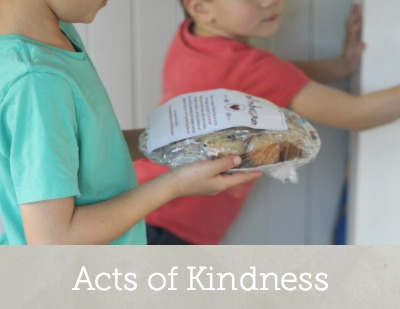 Acts of Kindness category