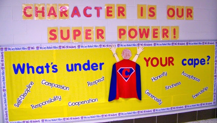 Building Character In Your Crafts