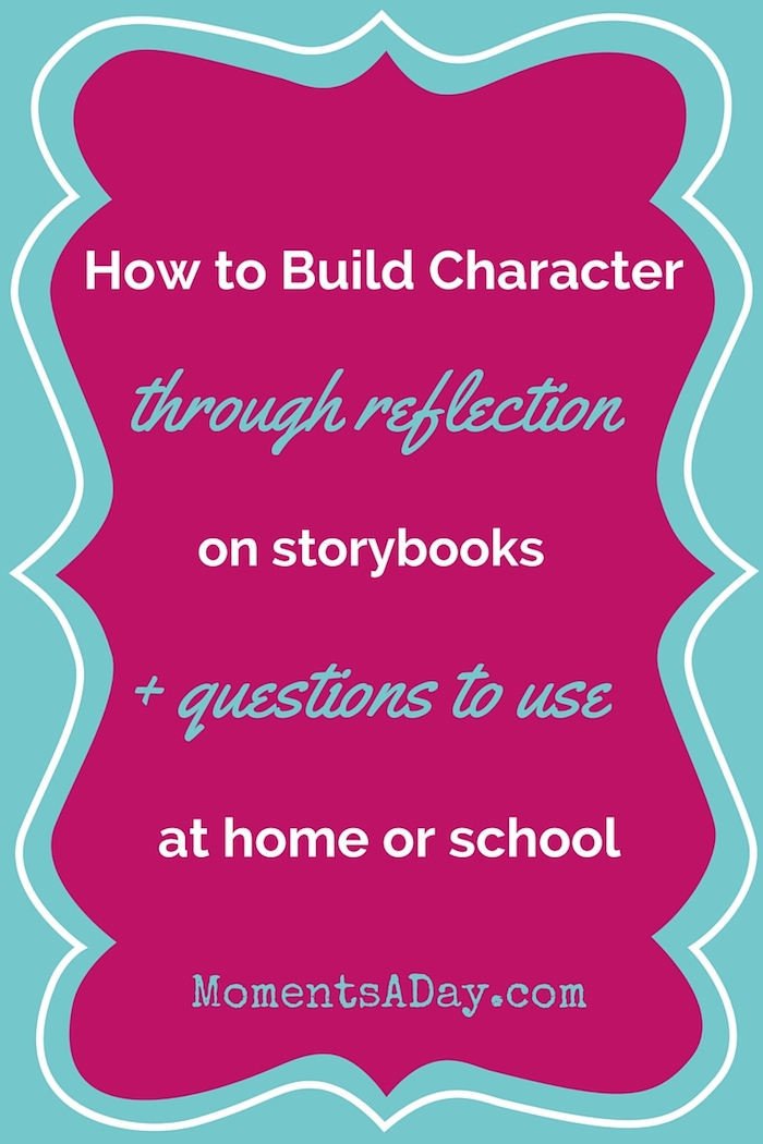 Sample discussion questions to use with children after reading storybooks so that you can extend the lesson beyond the page