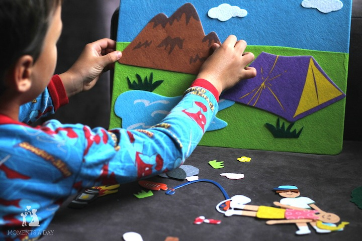 How to use play to prepare kids for new life experiences