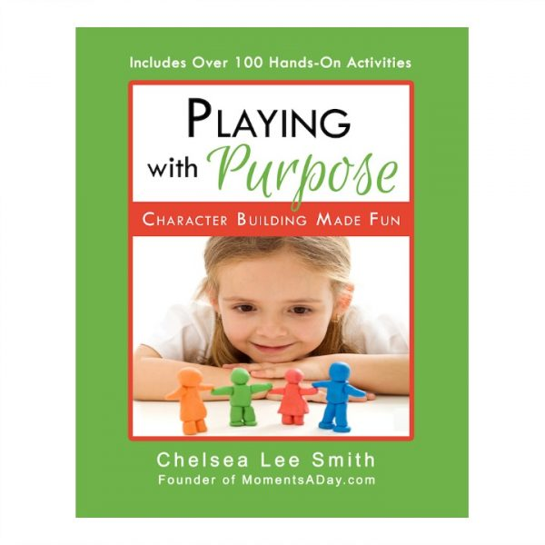 Over 100 activities to teach kids about positive character traits