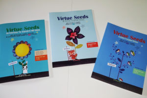 Review: Virtue Seeds Activity Books