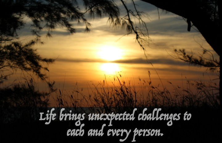 Advice about working through life's challenges