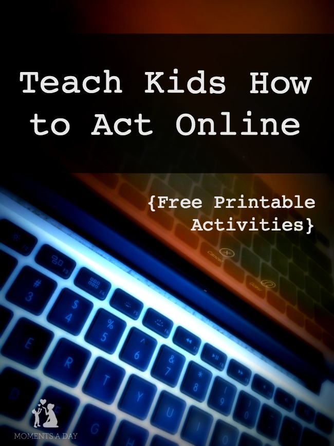 printable activities for 5 8 and 9 12 year olds to teach kids how