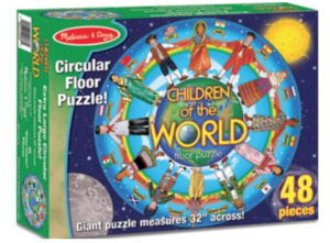 10 Fun Gifts and Toys that Include Diversity including this amazing puzzle
