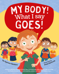 Resources that teach kids about body safety and equality between boys and girls