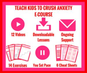 Help kids crush anxiety