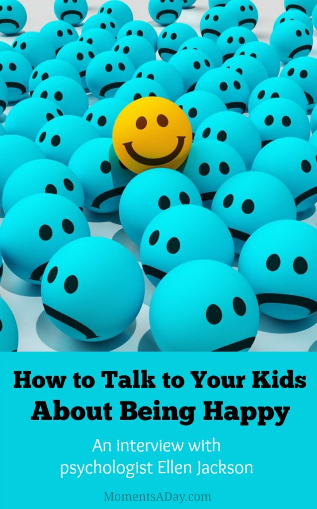 Advice and suggestions about helping kids cultivate happiness by a professional psychologist and coach