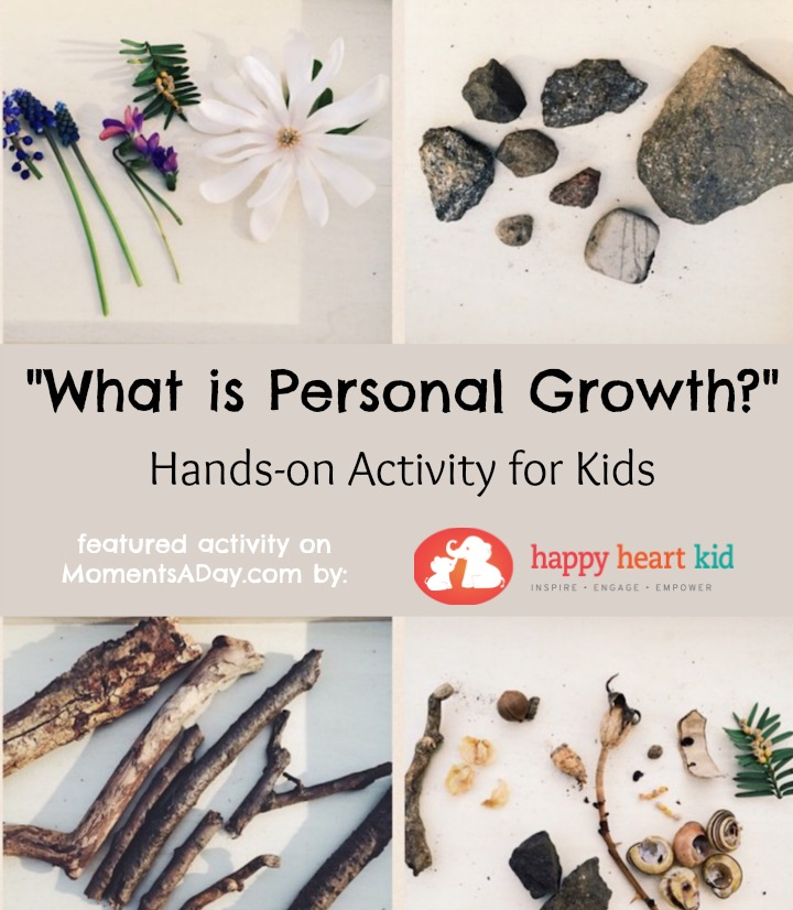 What is Personal Growth Activity for Kids to Explore What It Means to Build Character