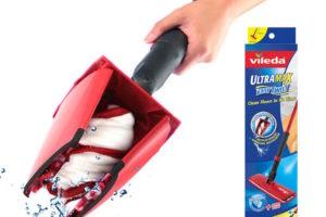 How to Keep a Clean House + Vileda UltraMax Easy Twist Mop Giveaway