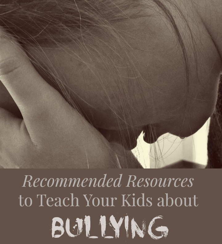 Storybooks, audio stories, videos and recommended articles to teach kids to deal with bullying