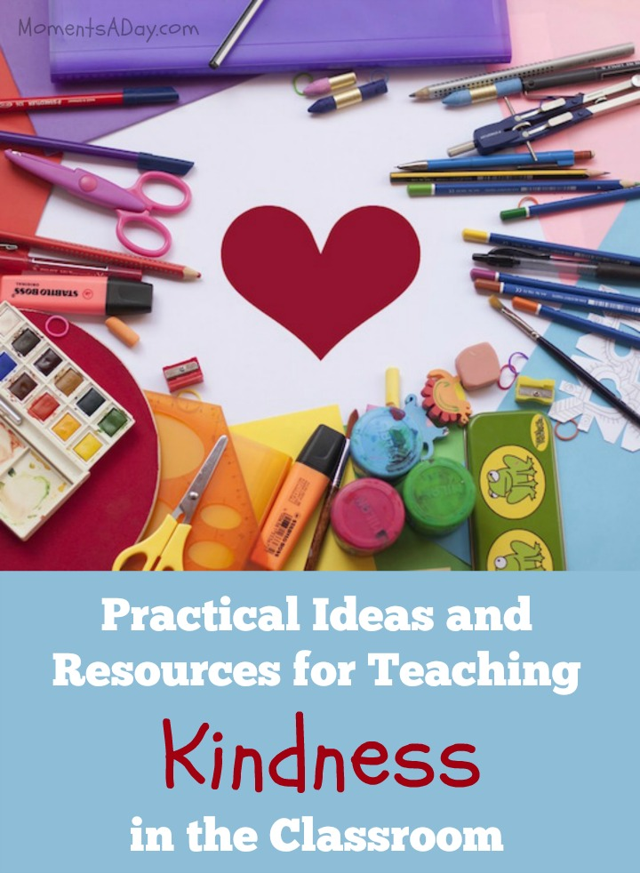 5 Resources to Make Your Classroom Kinder