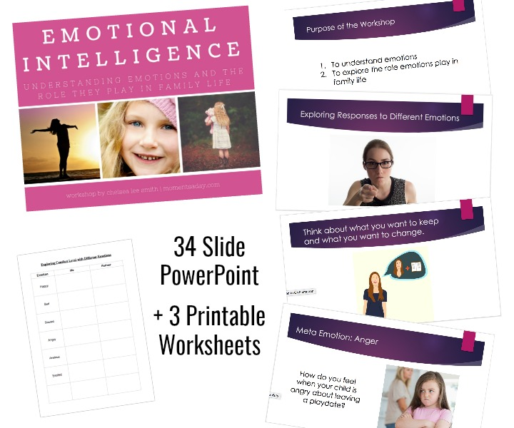 Emotional Intelligence Digital Workshop