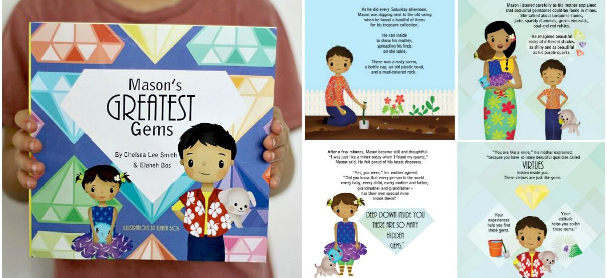Mason's Greatest Gems {Softcover children's book}
