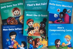 Review: A-Team Book Series and Social Skills Curriculum