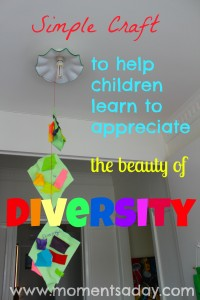 teaching children to appreciate diversity  moments a day