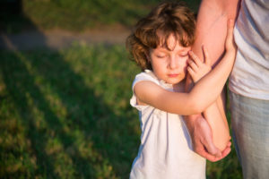 10 Powerful Ways To Show Your Kids You Love Them {Without Words}