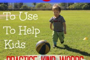 10 Fun Ball Games To Use To Help Kids Practice Kind Words