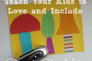 Activity to Teach Children about Physical Differences