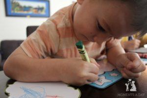 Mess Free Activities for Creative Preschoolers