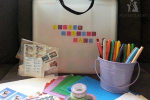 DIY Letter Writing Kit
