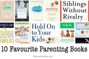 10 Favourite Parenting Books