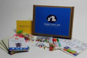 Review: Character Kits by Happy Heart Kid