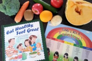 5 Fun Ways to Teach Children Responsible Eating Habits