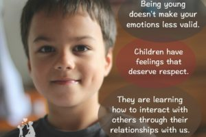 Kids' Emotions are Real, Too