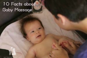 10 Facts about Baby Massage